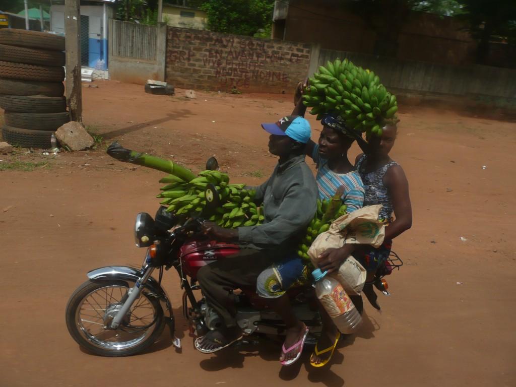 in Benin prevale un'economia di sussistenza