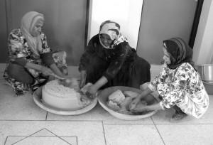donne che cucinano