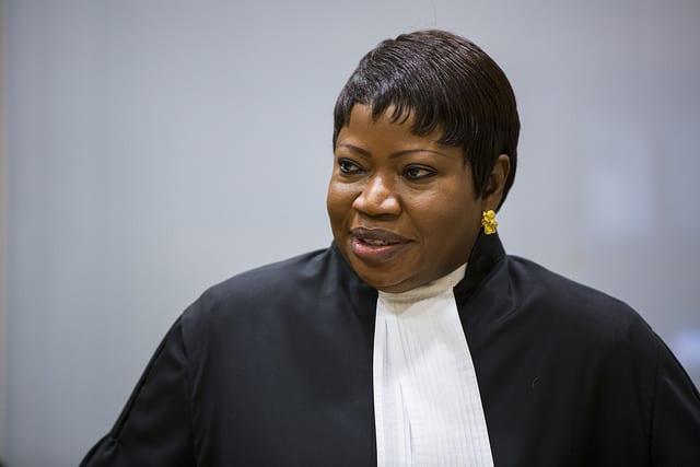 Fatou Bensouda, procuratore della CPI. ICC-CPPI/Flickr