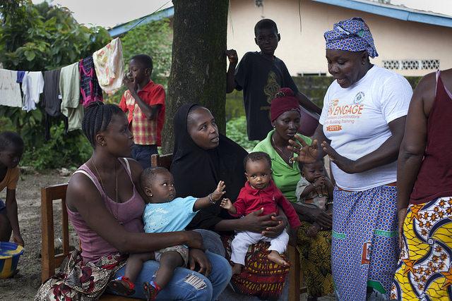 Immagine dell&nbsputente Flickr H4+, Sierra Leone, su licenza CC.
