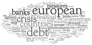 Tag cloud di EuroCrisisExplained .co.uk su Flickr, licenza CC BY 2.0.