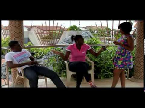 Fotogramma dalla serie tv XOXO, prodotta ad Accra e destinata alla giovane borghesia urbana ghanese.