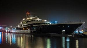 Yatch di lusso, foto dell'utente Flickr Frans Berkelaar su licenza CC.