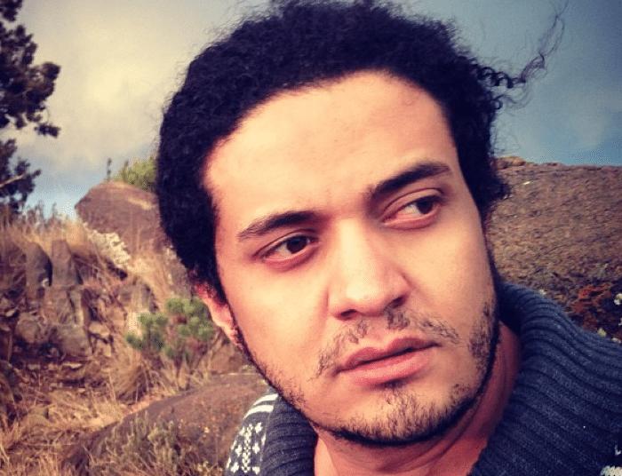 Foto di Ashraf Fayadh su Instagram