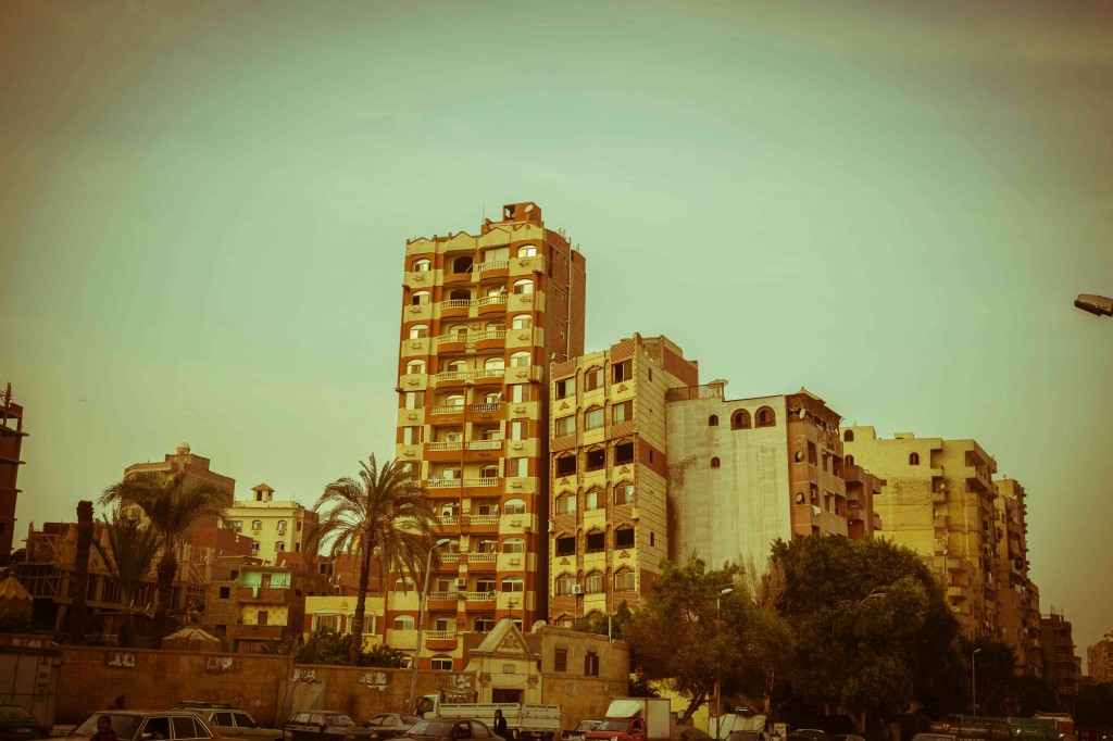Cairo, il quartiere cristiano copto. Foto di Angelo Calianno.