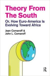 Copertina di Theory of the South