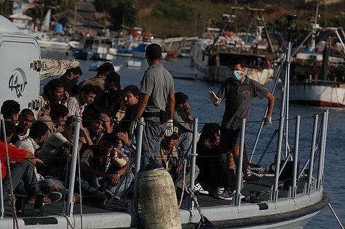 Immagine Flickr dell'utente Remo Cassella - Lampedusa 2014