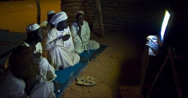 Rifugiati del Darfur nel Chad Orientale © European Commission. Usato con licenza Creative Commons