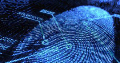 Immagine al computer di impronte digitali (Fingerprint by CPOA, Flikr CC)
