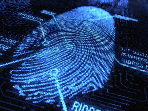 Immagine al computer di impronte digitali, utente CPOA su Flickr, licenza CC