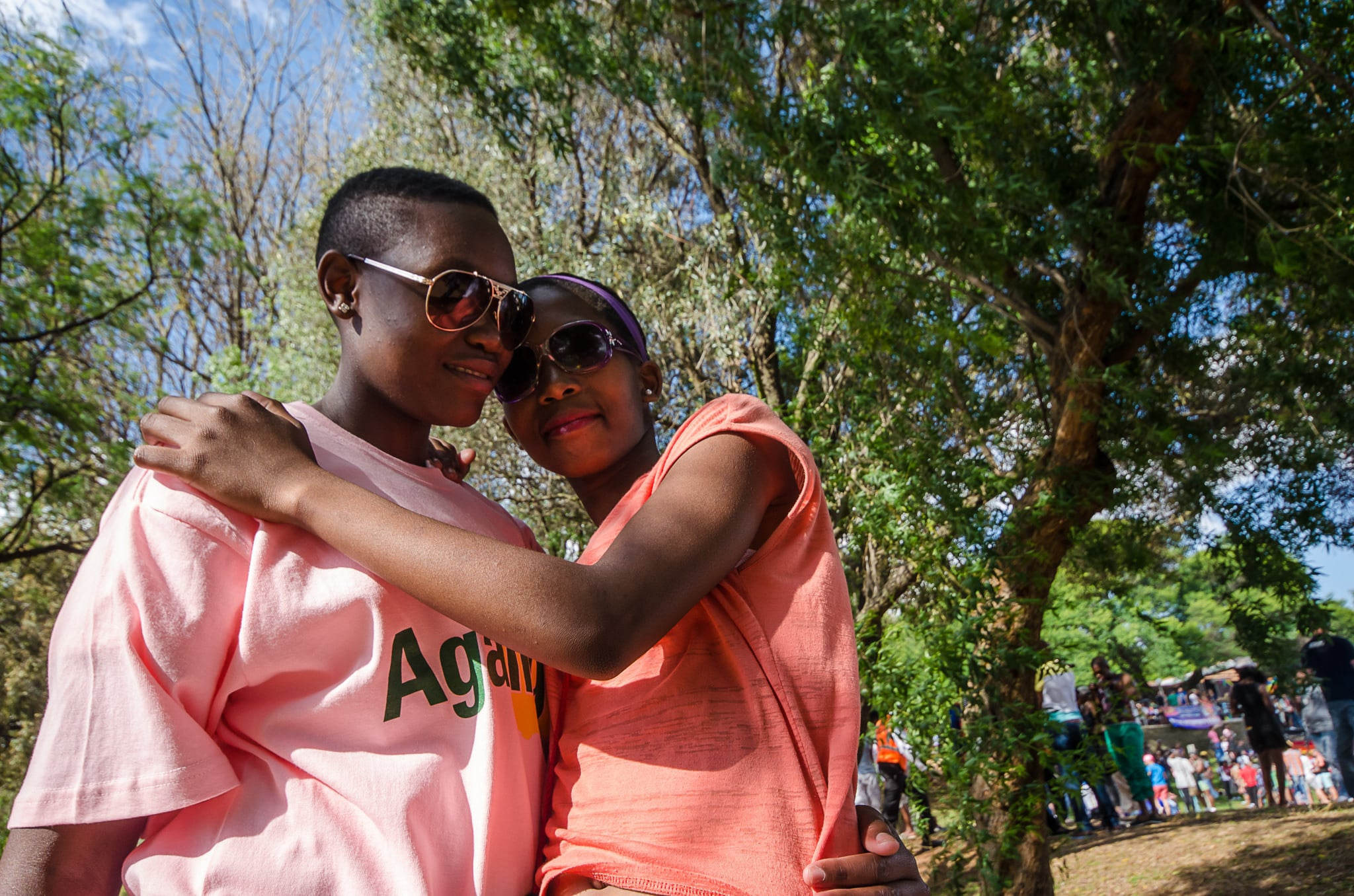 Un gay pride a Johannesburg. Foto dell'utente Flickr, Niko Knigge. Pubblicata in licenza CC