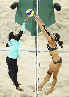 Doaa Elgobashy alle Olimpiadi di Rio 2016