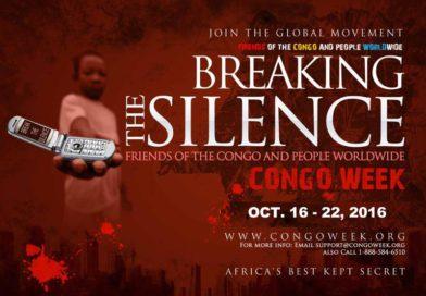 Congo Week, per ricordare massacri e sfruttamento