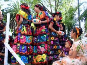 Donne in Chiapas, Mexico