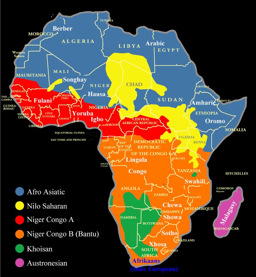 lingue-africane