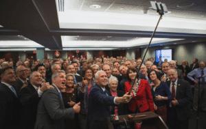 Selfie Repubblicani Usa 2016