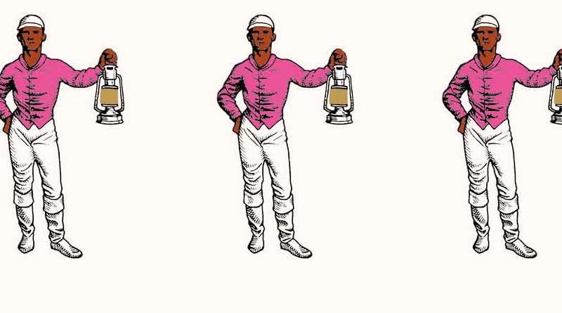 """Particolare della copertina de """"Lo schiavista"""" di Paul Beatty (Fazi editore, 2016)"""