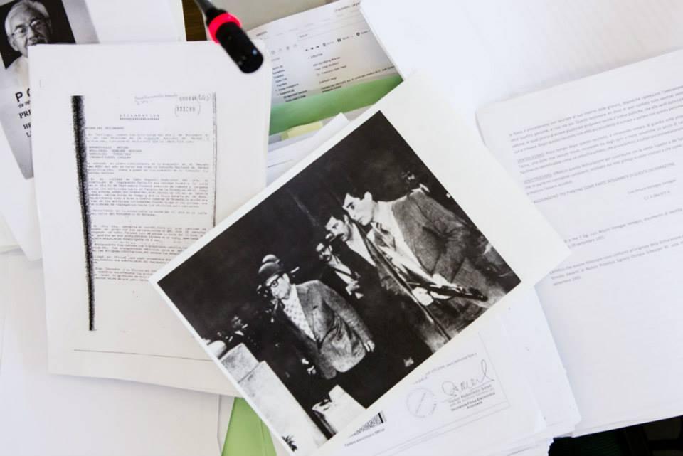 Carte del caso Montiglio, immagine dell'avvocato Lilia di Monte su licenza.