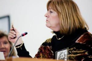 Margarita Maino Canales, foto dell'avvocato Lilia di Monte su licenza.