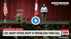 Schermata da CNN
