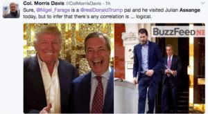 Trump-Farage-Assange