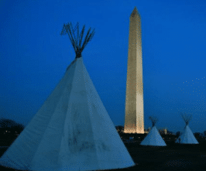 American Indians in D.C.