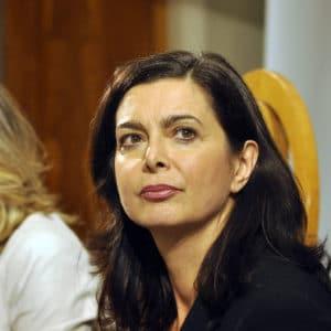 Laura Boldrini. Fonte: Wikimedia.commons