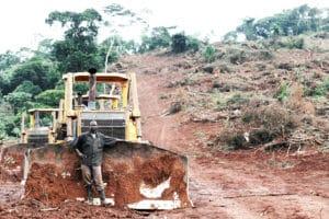 Land-grabbing in Uganda. Foto Flickr dell'utente Friends of the Earth International. Licenza CC.
