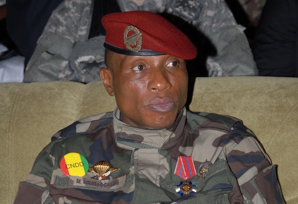 Moussa Dadis Camara, fotografia su licenza CC / Wikimedia Commons.