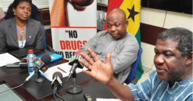 Ghana, una legge per depenalizzare l'uso e possesso di droghe