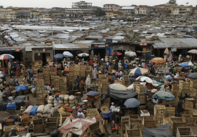 Città africane tra pianificazione e sviluppo informale