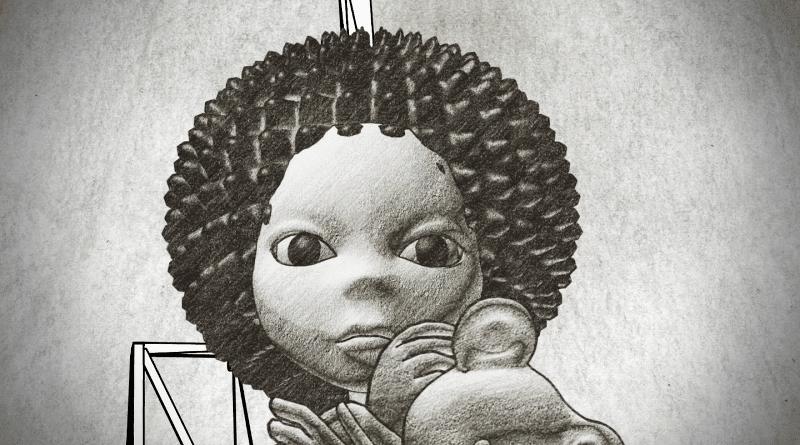 """Una delle immagini tratte dal film d'animazione """"Teddy Bear"""" di Hermes Mangialardo"""