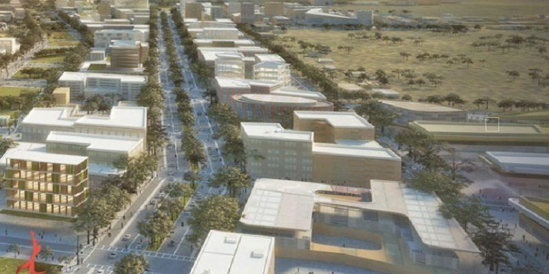 Konza Tecnopolis, foto dal sito http://www.konzacity.go.ke/