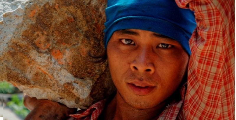 Foto tratta dal sito 50forfreedom.org
