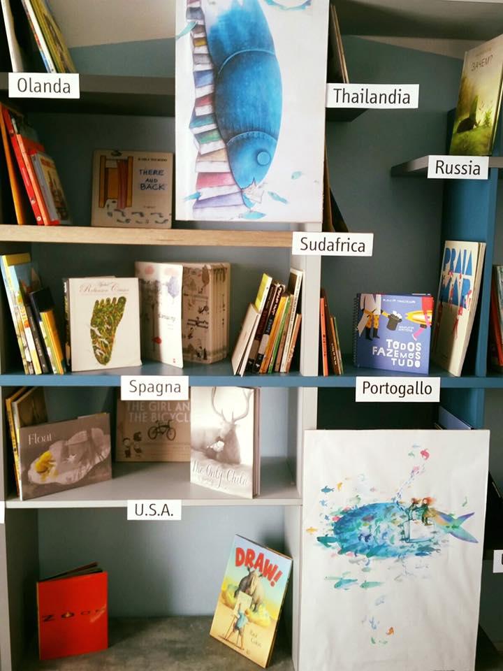 Silent Books da tutto il mondo - Foto da Ibby Italia Facebook