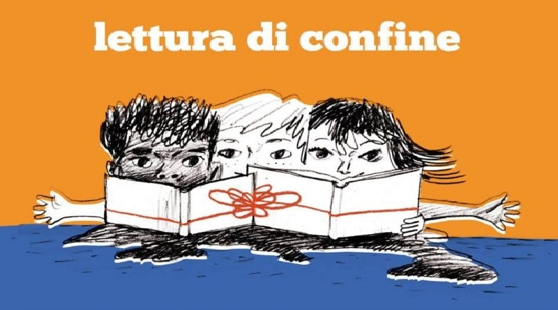 Illustrazione progetto Lampedusa - Foto da Ibby Italia Facebook