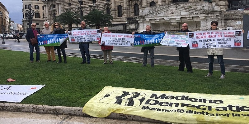 AIEA, Medicina Democratica, CNA davanti alla Cassazione per il processo dei morti per amianto nell'ex Centrale Enel di Turbigo