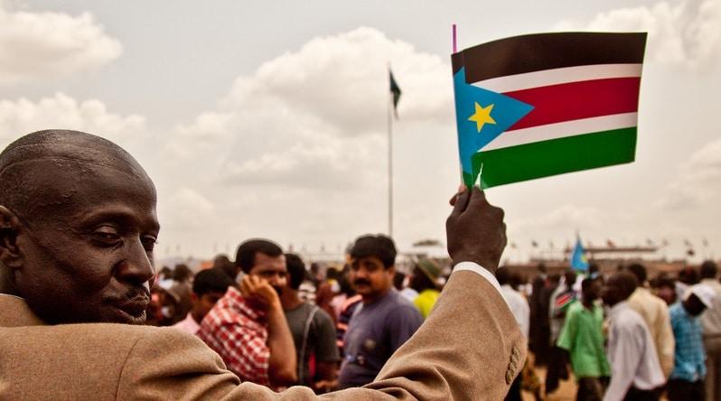 Celebrazioni indipendenza Sud Sudan