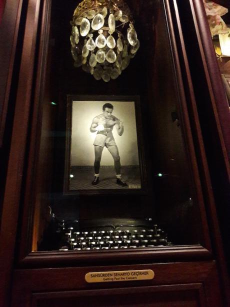 Combattere i censori - un'esposizione al Museo dell'innocenza di Orhan Pamuk. Tutti i diritti riservati