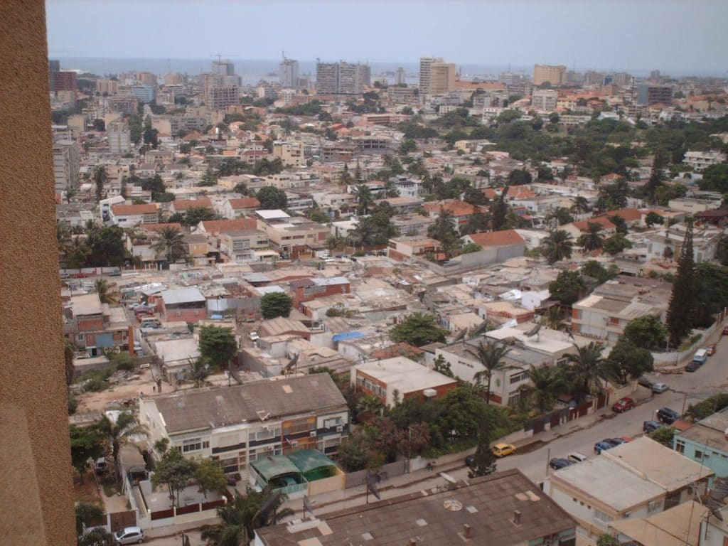 Luanda - Foto Flickr Creative Commons - Balboni