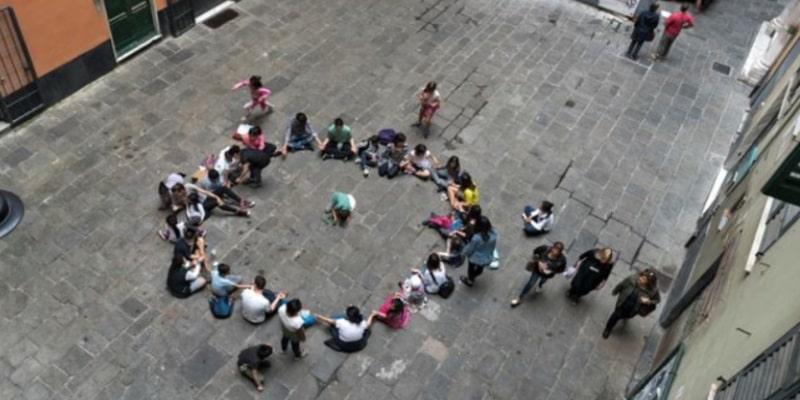 Foto dal IX Atlante. Le periferie dei bambini di Save The Children