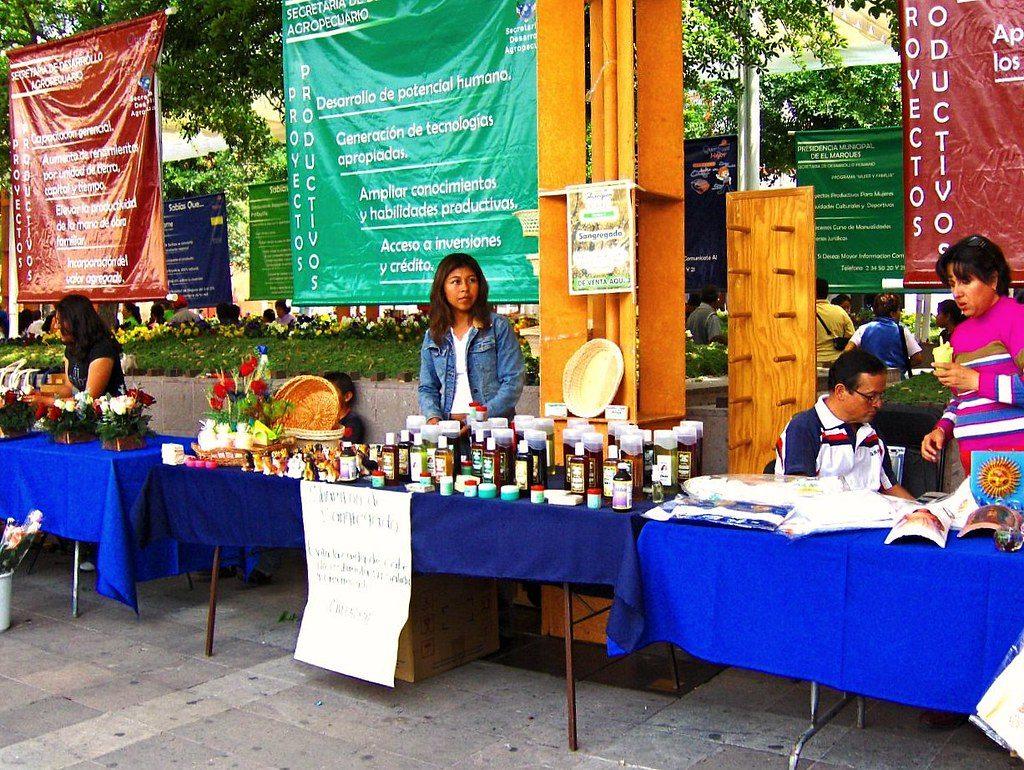 Giornata Internazionale delle Donne in Messico. Immagine ripresa da Flickr/Carl Campbell in licenza CC. Alcuni diritti riservati.
