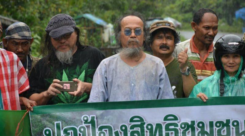 Vasan in una delle sue recenti manifestazioni