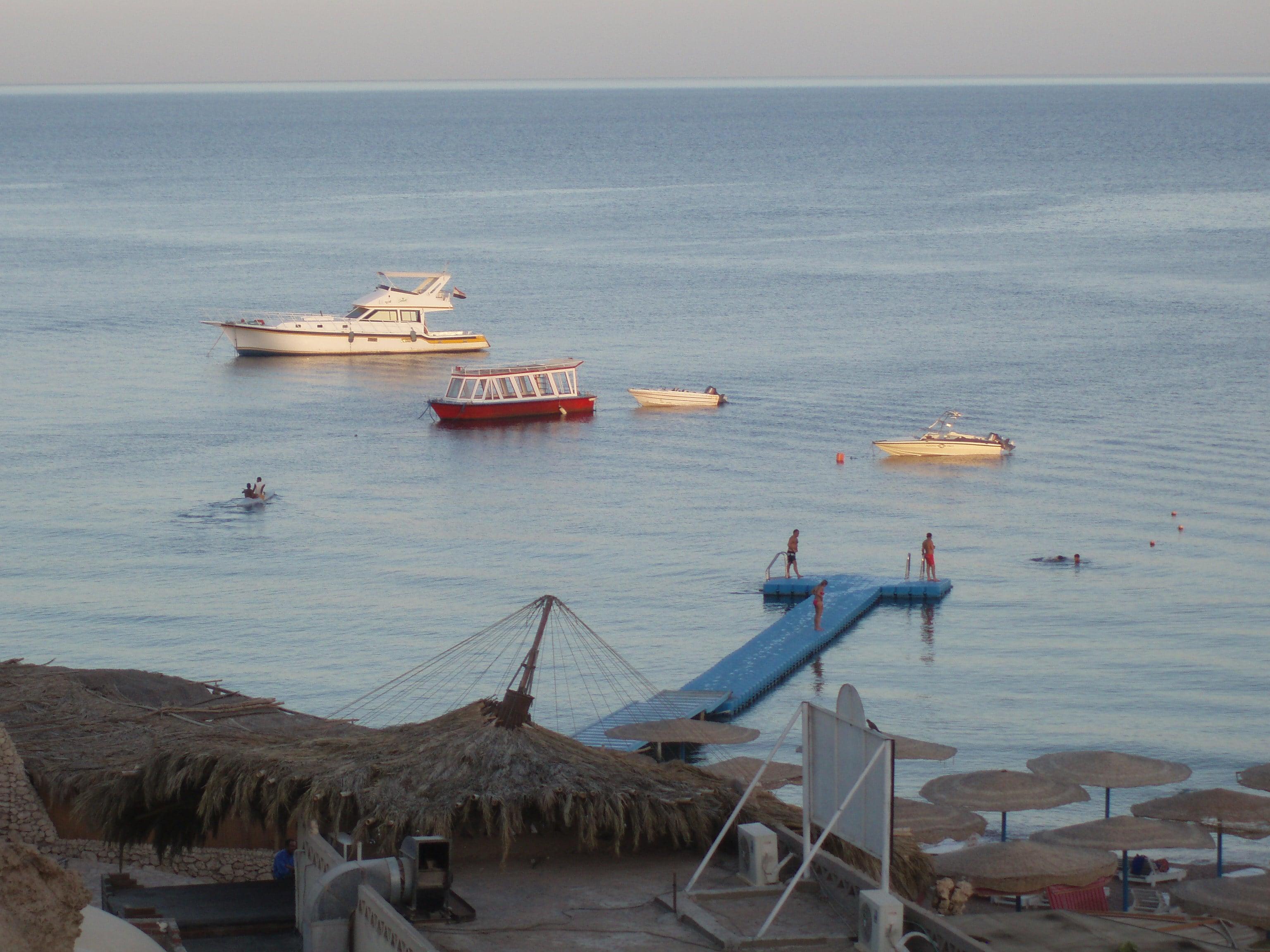 La dannosa presenza del turismo irresponsabile nel Mar Rosso. Fotografia di ©ericared70, da Flickr (CC)
