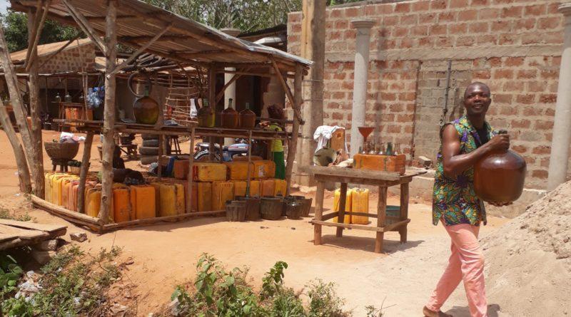 Riso e petrolio, il fiorente contrabbando tra Nigeria e Benin