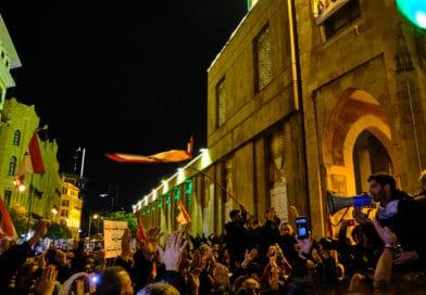 """Libano, """"ci ribelliamo contro corruzione, tasse e malgoverno"""""""