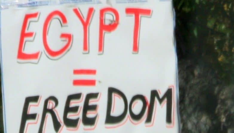Poteste in Egitto