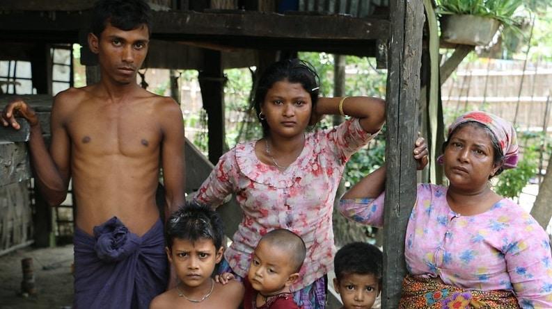 Rohingya perseguitati - Flickr Creative Commons