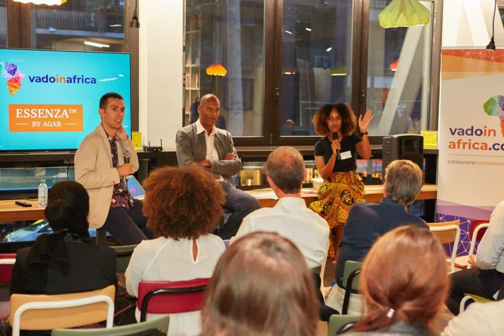 VadoinAfrica - Evento Meetup Milano