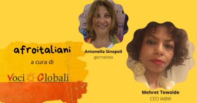 Mehret Tewolde, Italia Paese multiculturale ma non inclusivo